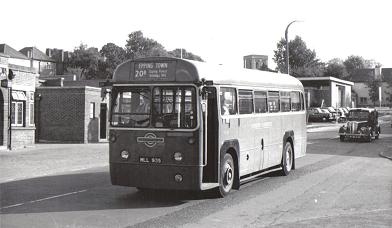 RF517 to Epping Town