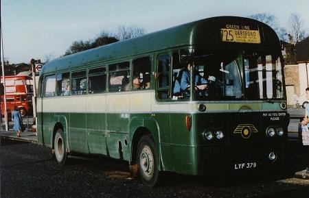RF28 in later London Country days