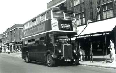 Merton's STL2483 at North Cheam