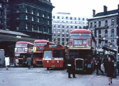Victoria Bus Station 1967