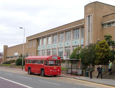 RF486 at North Street, Romford