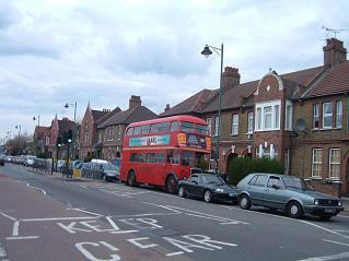 RTL139, Lea Bridge Road